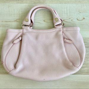 Pink Cole Haan shoulder bag